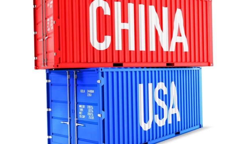 Kontejneri Kina i SAD